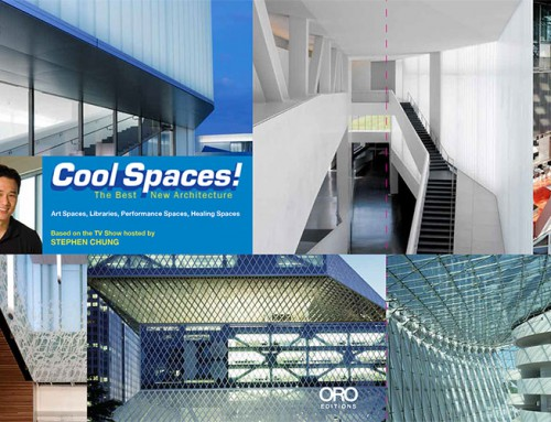Cool Spaces : Book