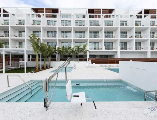 The Sarasota Modern Hotel Nears Completion